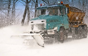 Snow-Removal Service